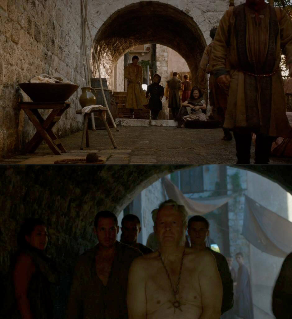 Dubrovnik: Ethnographic Museum aka Littlefinger's Brothel