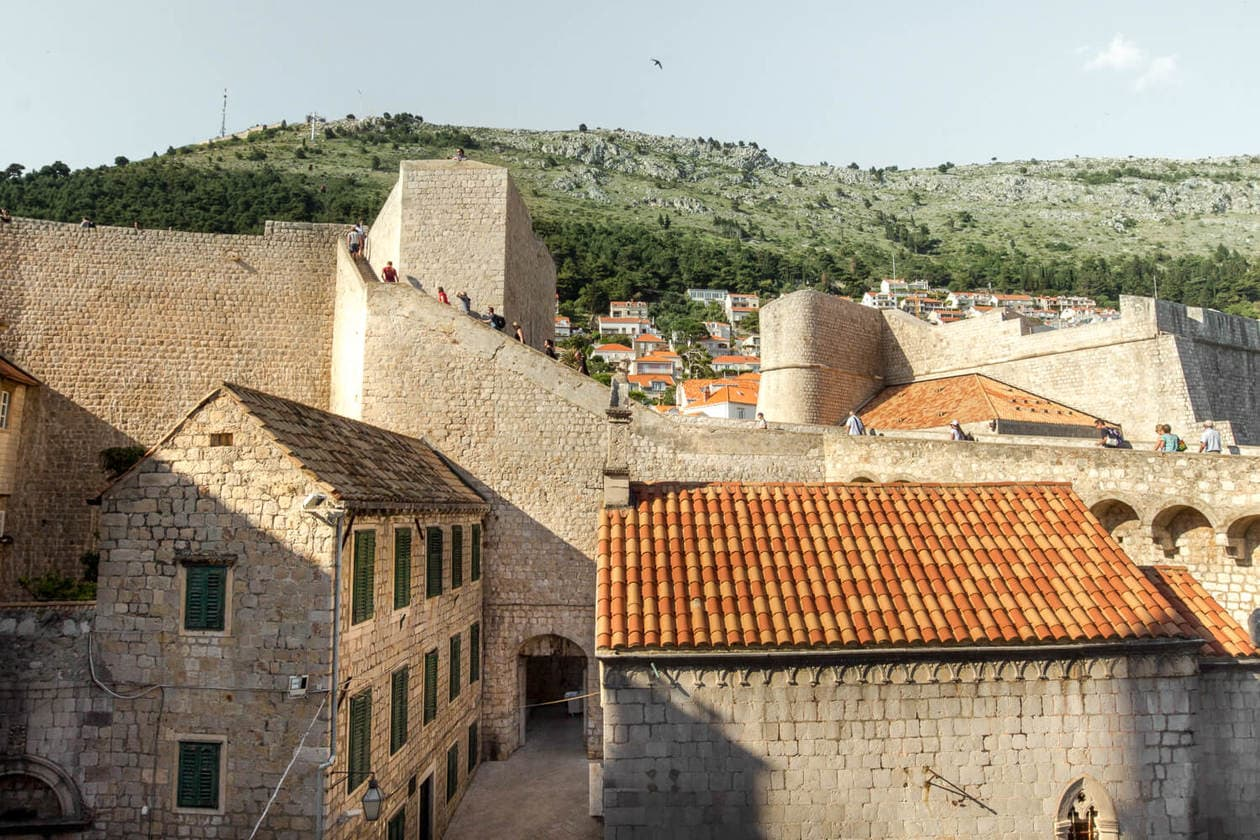 Dubrovnik Medieval Wall