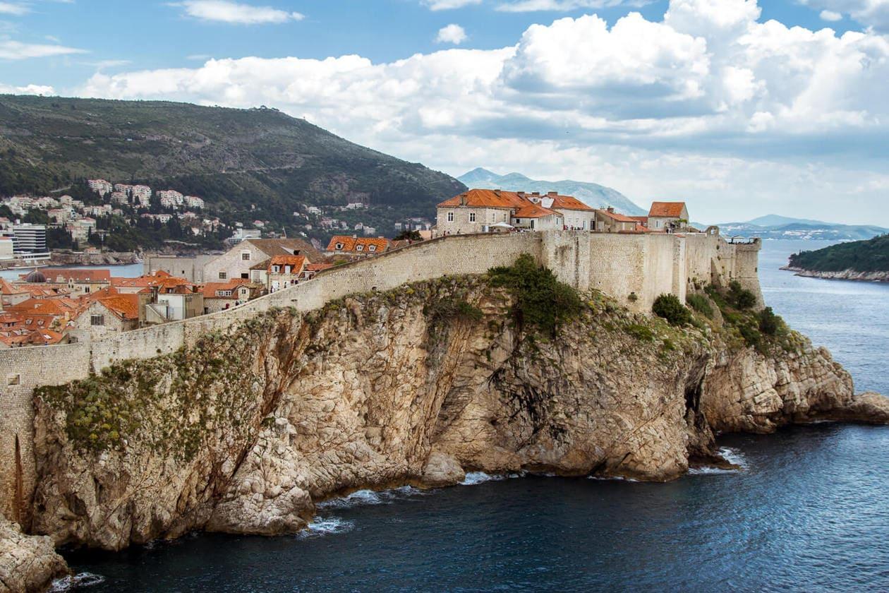 Dubrovnik Western Walls