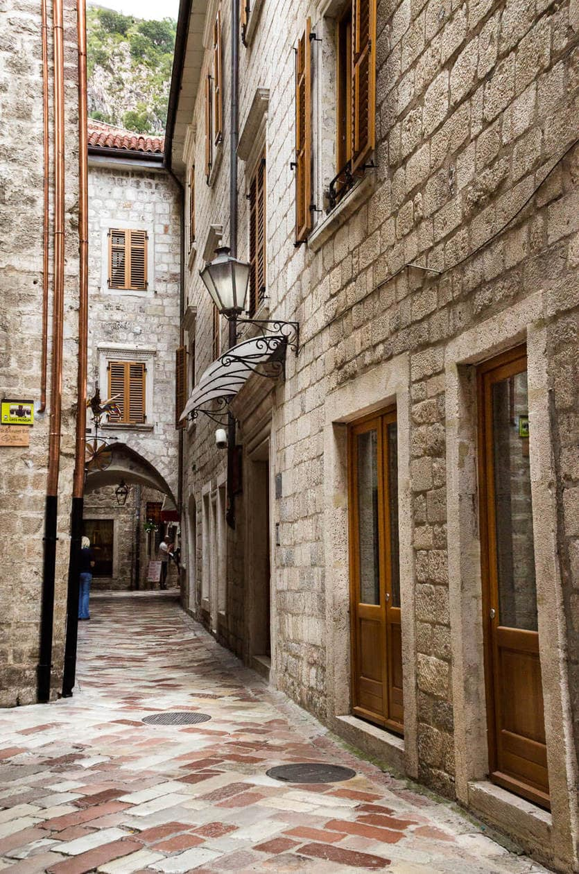 Old Town Kotor Free Walking Tour