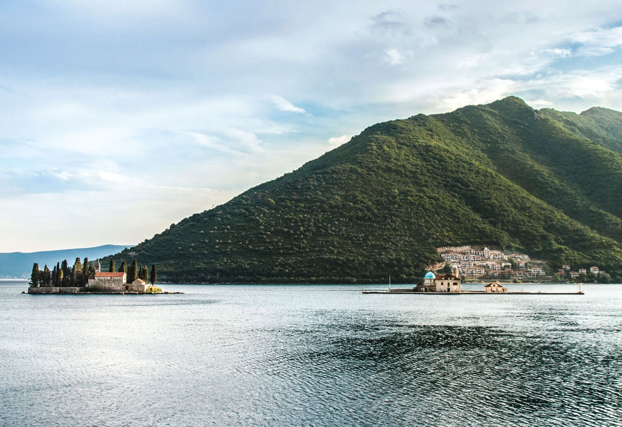 Our Lady of the Rocks, Perast : An Easy Dubrovnik Day Trip