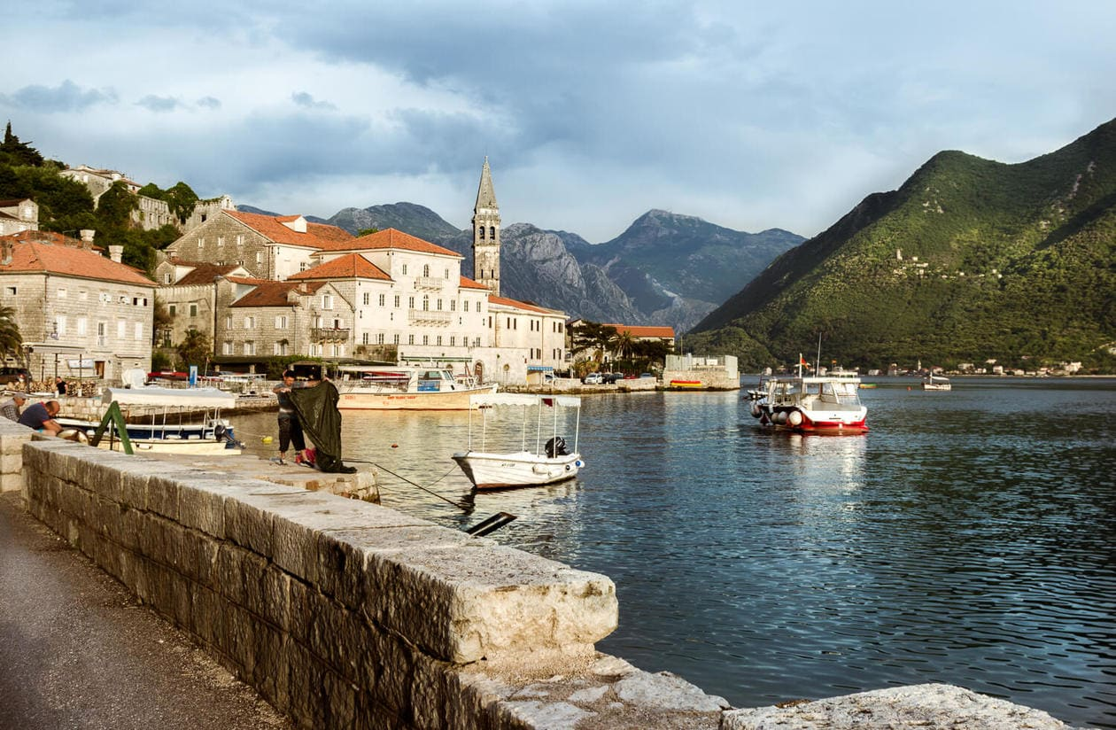 Perast : Dubrovnik to Montengro Day Trip Itinerary