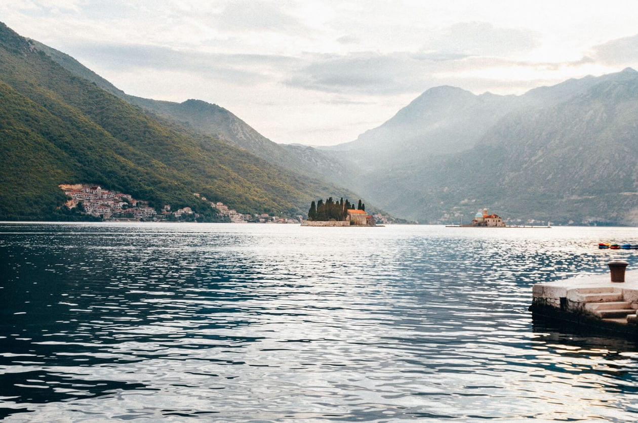 Perast Islets