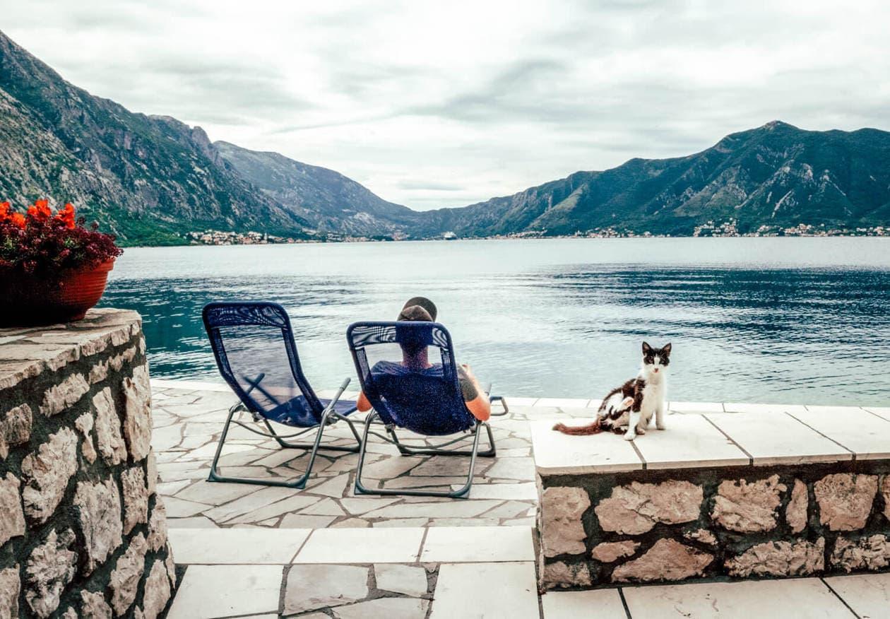 Kotor Fjords