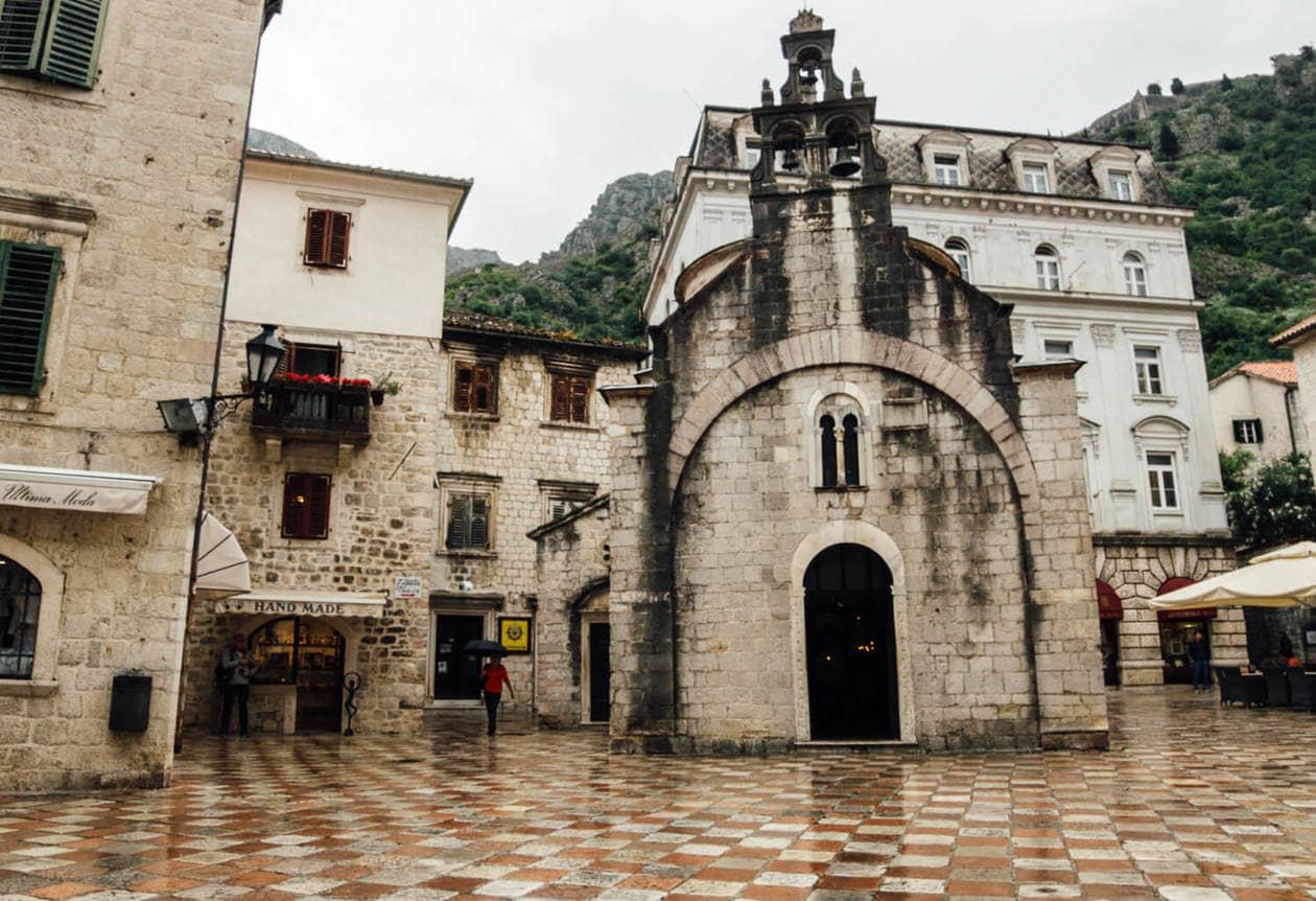 St. Luke Church Old Town Kotor