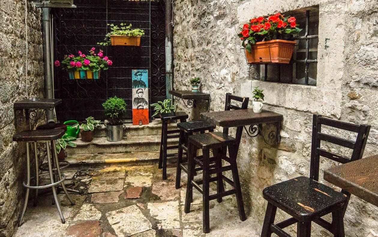 Kotor Restaurants
