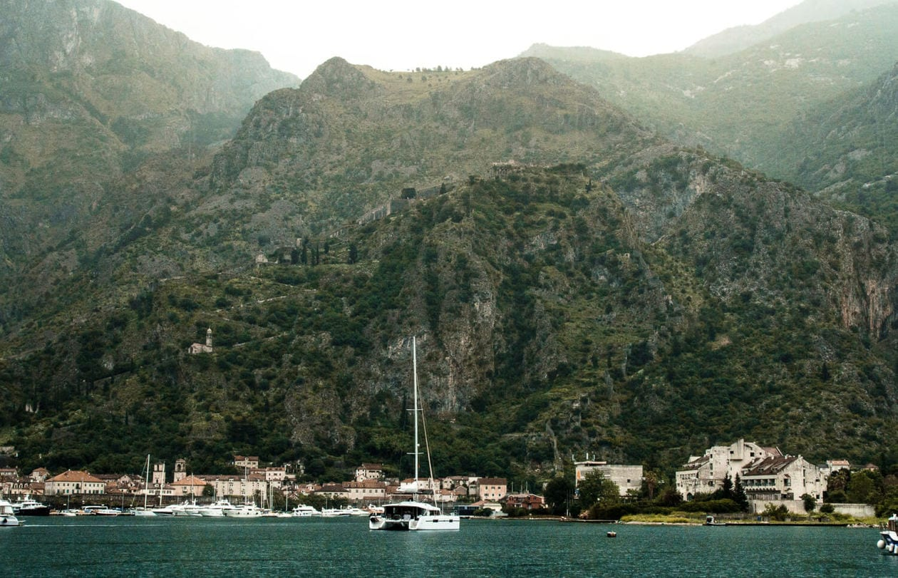 A Day Trip from Dubrovnik to Kotor