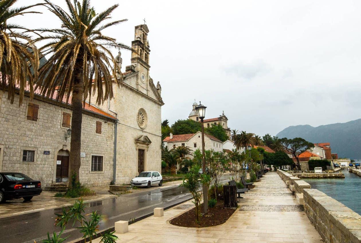 Prcanj Montenegro