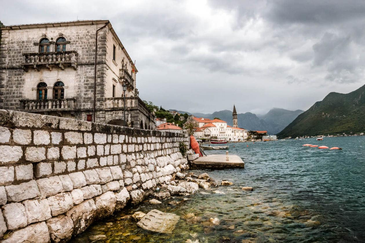 The Museum of Perast