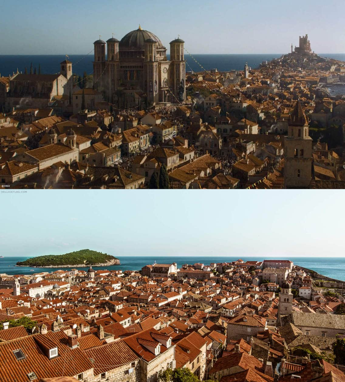 Dubrovnik aka Kings Landing: Filming Locations