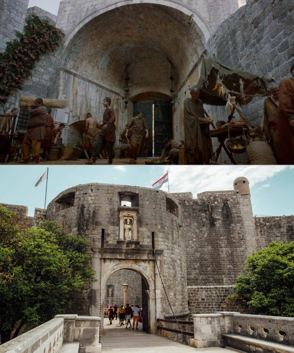 Dubrovnik Game of Thrones DIY Tour: Pile Gate