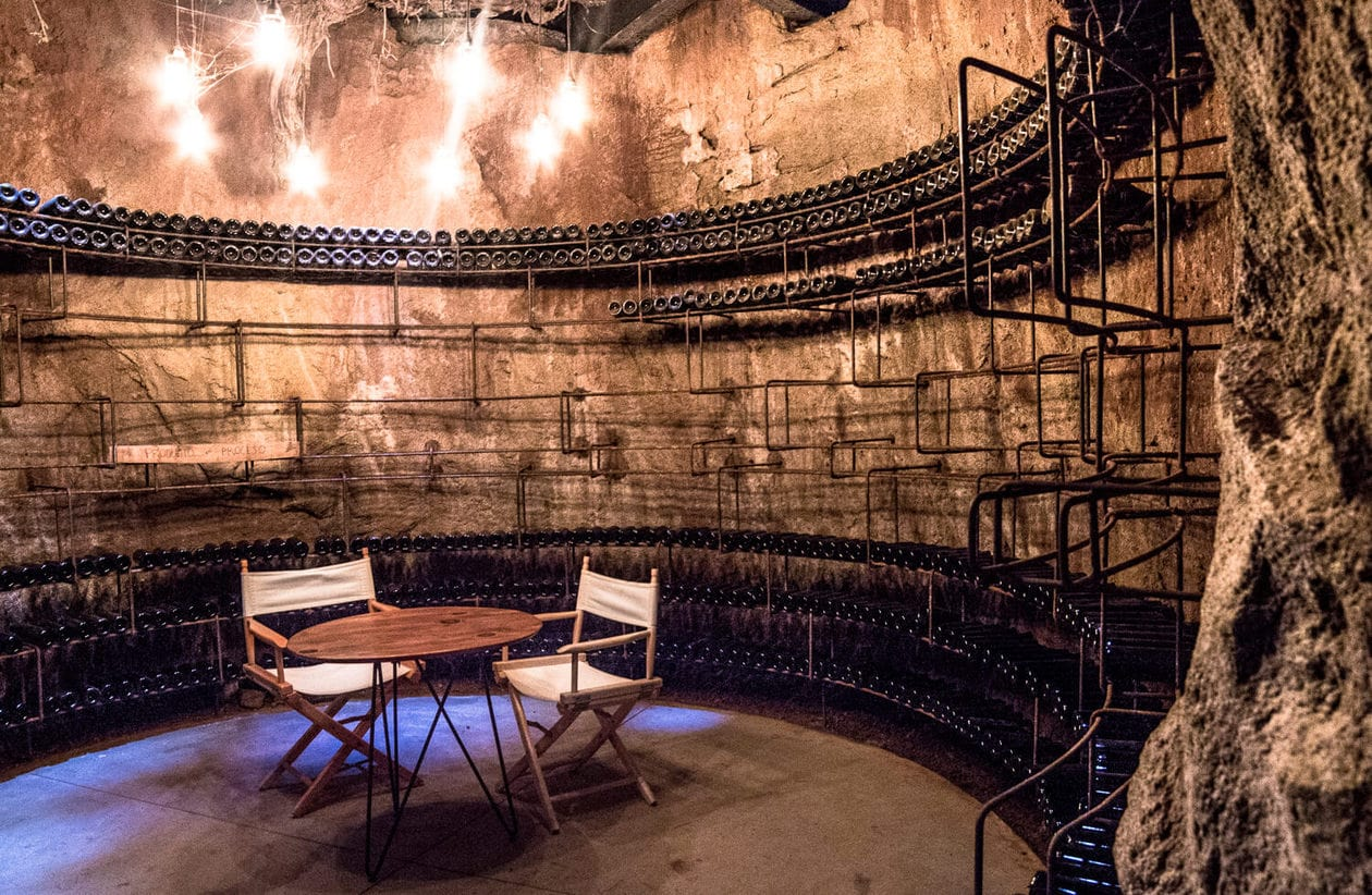 Encuentro Guadalupe Wine Cellar
