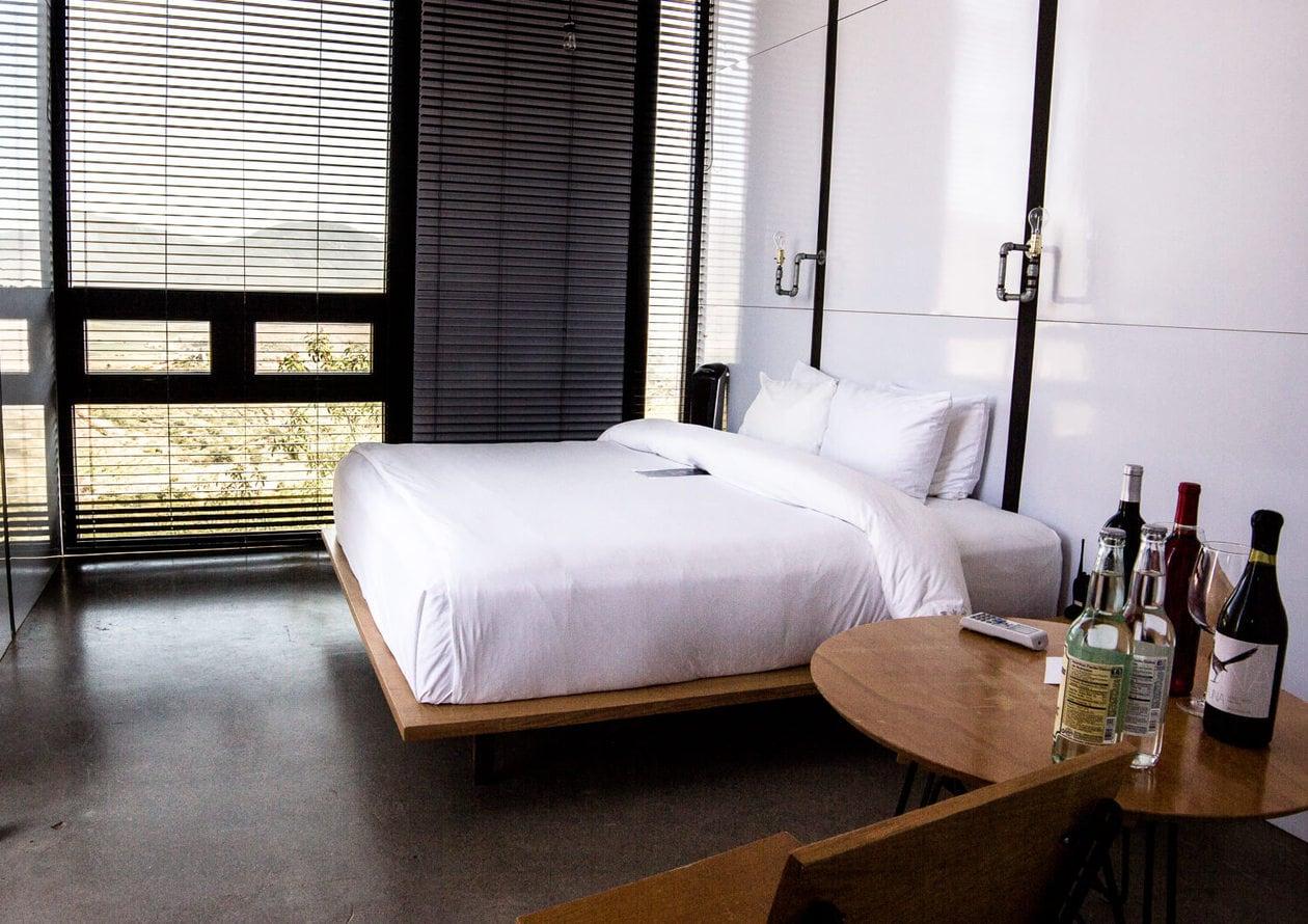 Encuentro Guadalupe Eco Loft Rooms