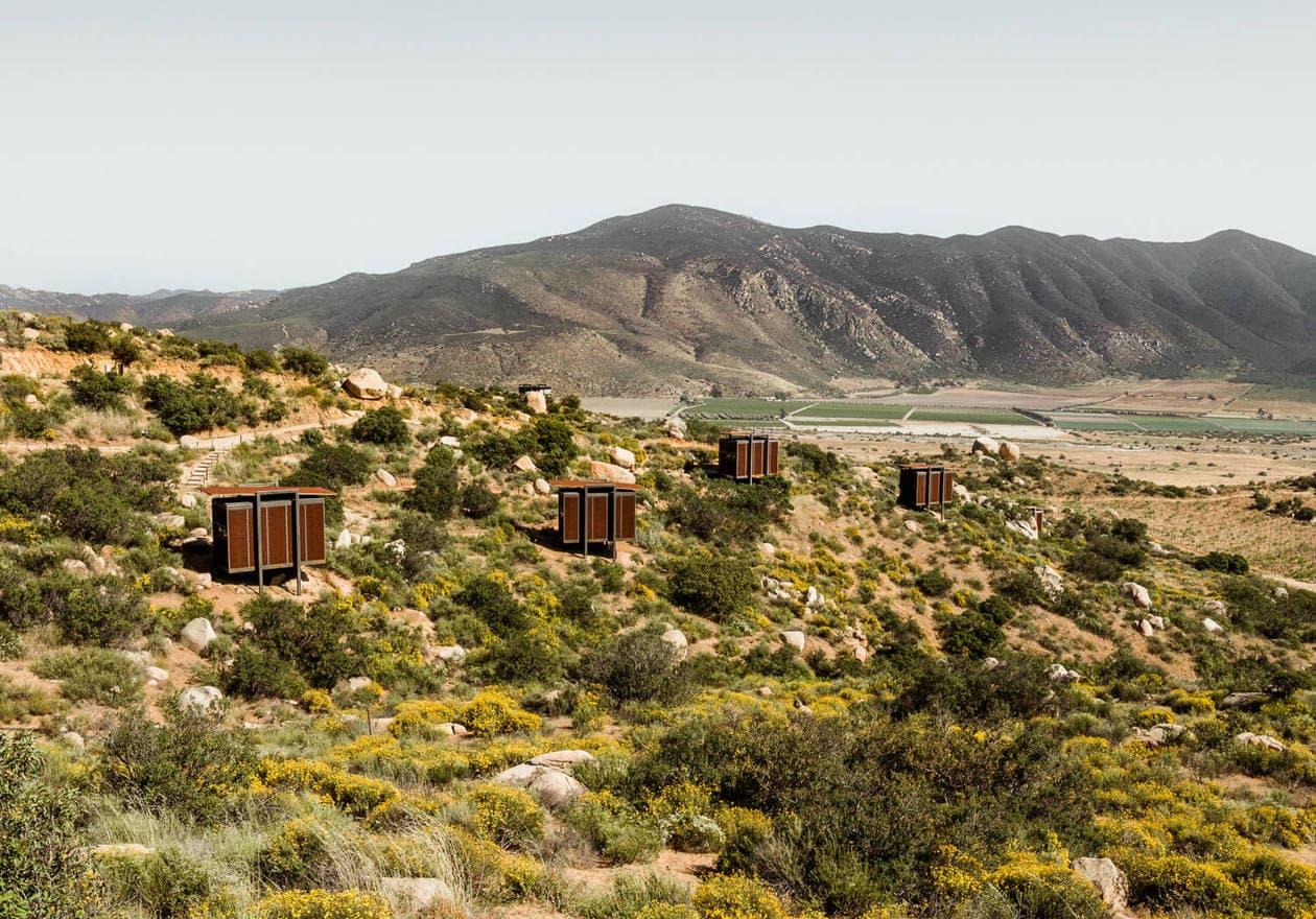 Encuentro Guadalupe Eco Huts