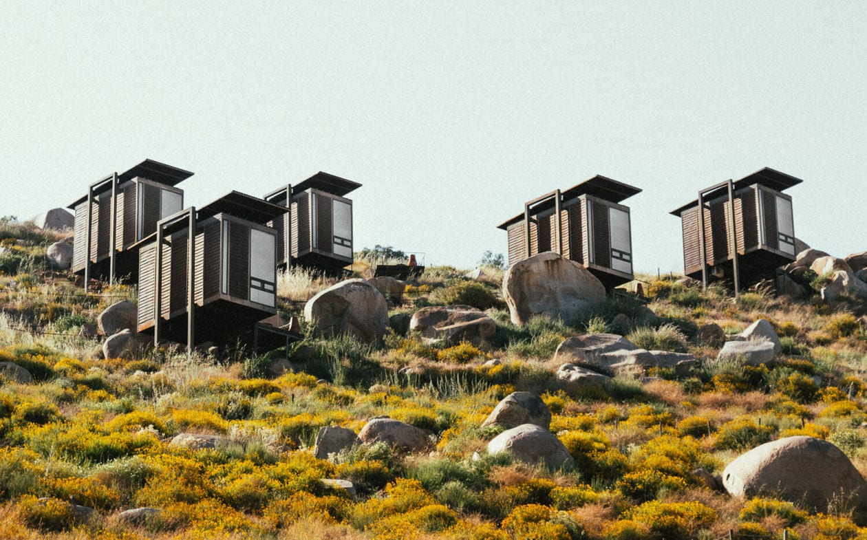 Encuentro Guadalupe Eco-Lofts | Unique Valle de Guadalupe Hotels