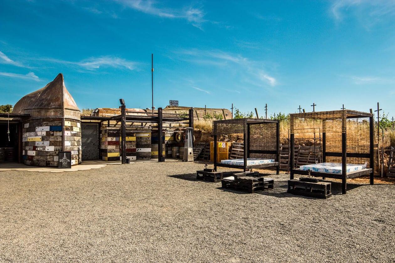 Valle de Guadalupe Wineries - Vena Cava