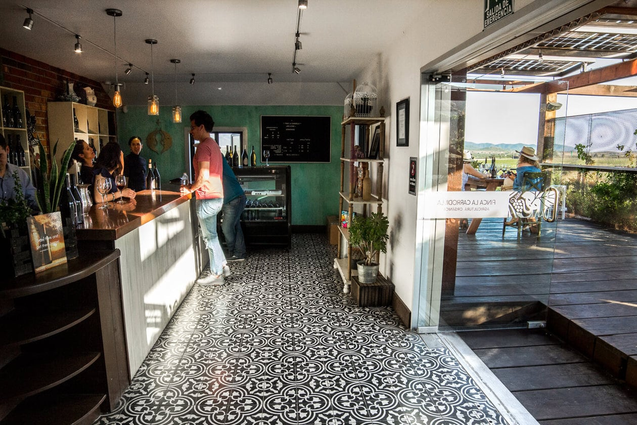 Valle de Guadalupe Wineries - Finca La Carodilla