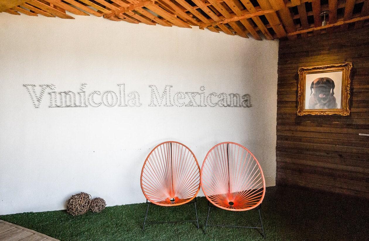Valle de Guadalupe Wineries - Hacienda La Lomita