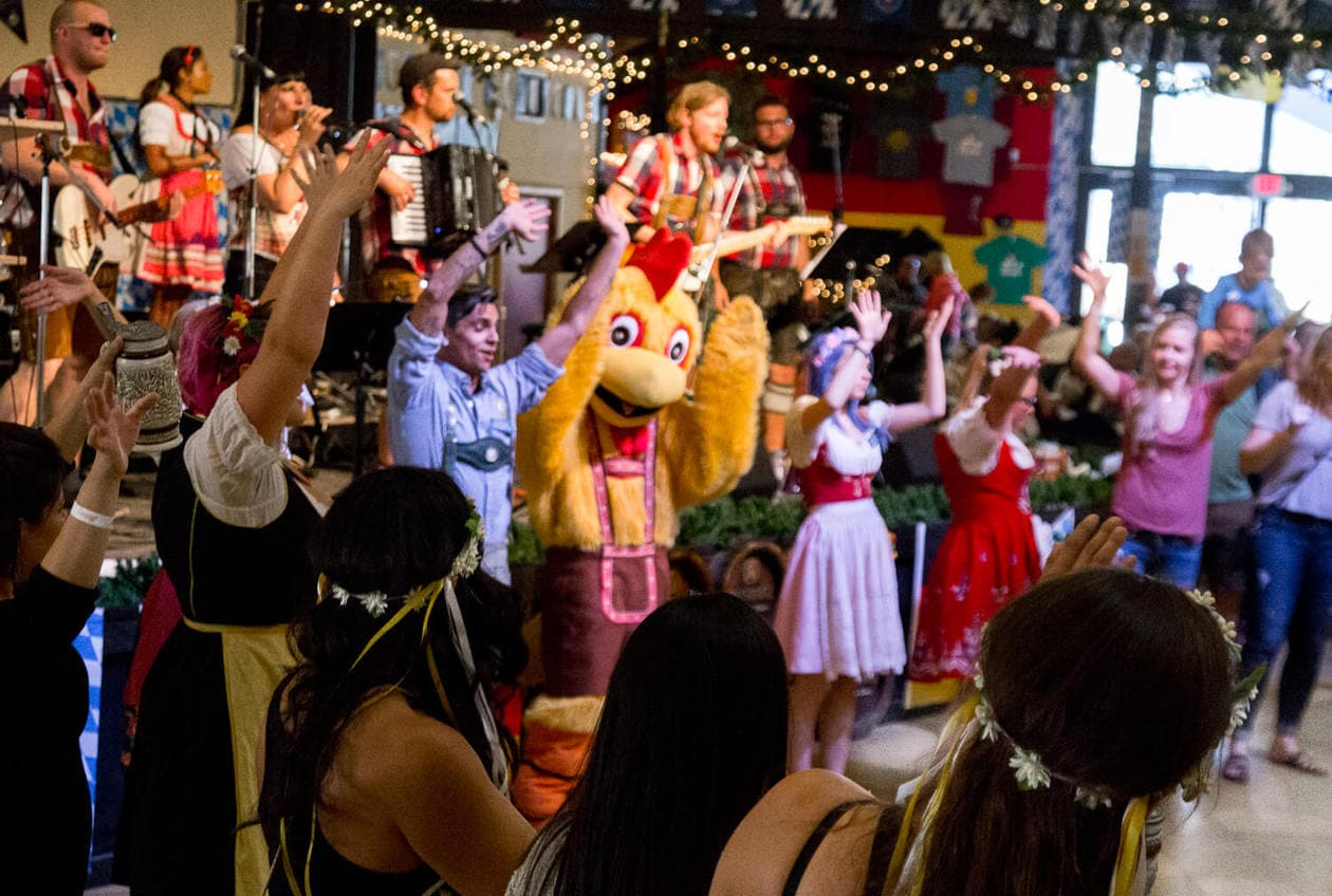 What to do at Big Bear Oktoberfest