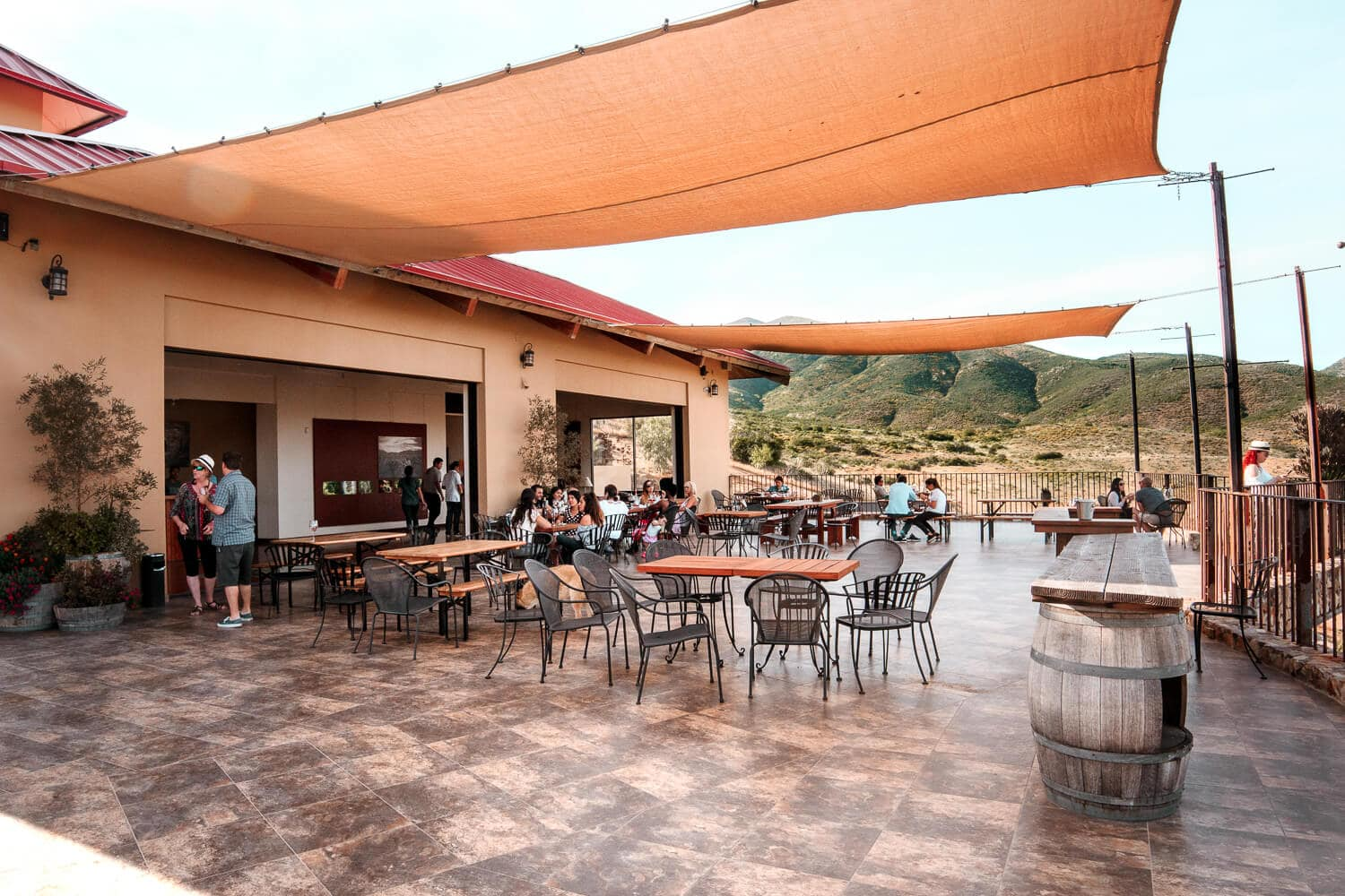 Las Nubes | Valle de Guadalupe is one of the most up and coming wine regions in the world. From it's innovative designs, picturesque views and award winning wines, keep reading to discover which Valle de Guadalupe wineries you shouldn't miss while in Baja California, Mexico.