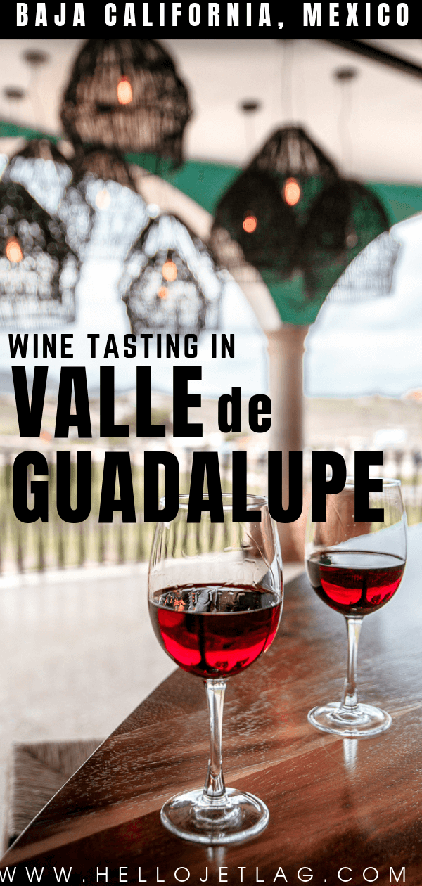 Valle de Guadalupe in Baja California, Mexico is one of the most up and coming wine regions in the world. From it's innovative designs, picturesque views and award winning wines, keep reading to discover 9 must visit Valle de Guadalupe wineries