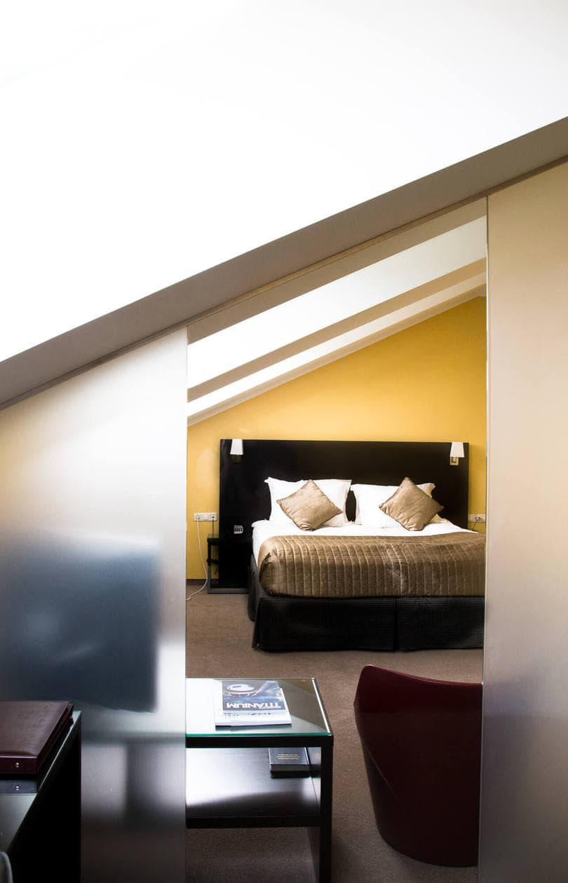 Gallery Park Hotel and Spa in Riga, Latvia - Standard Room