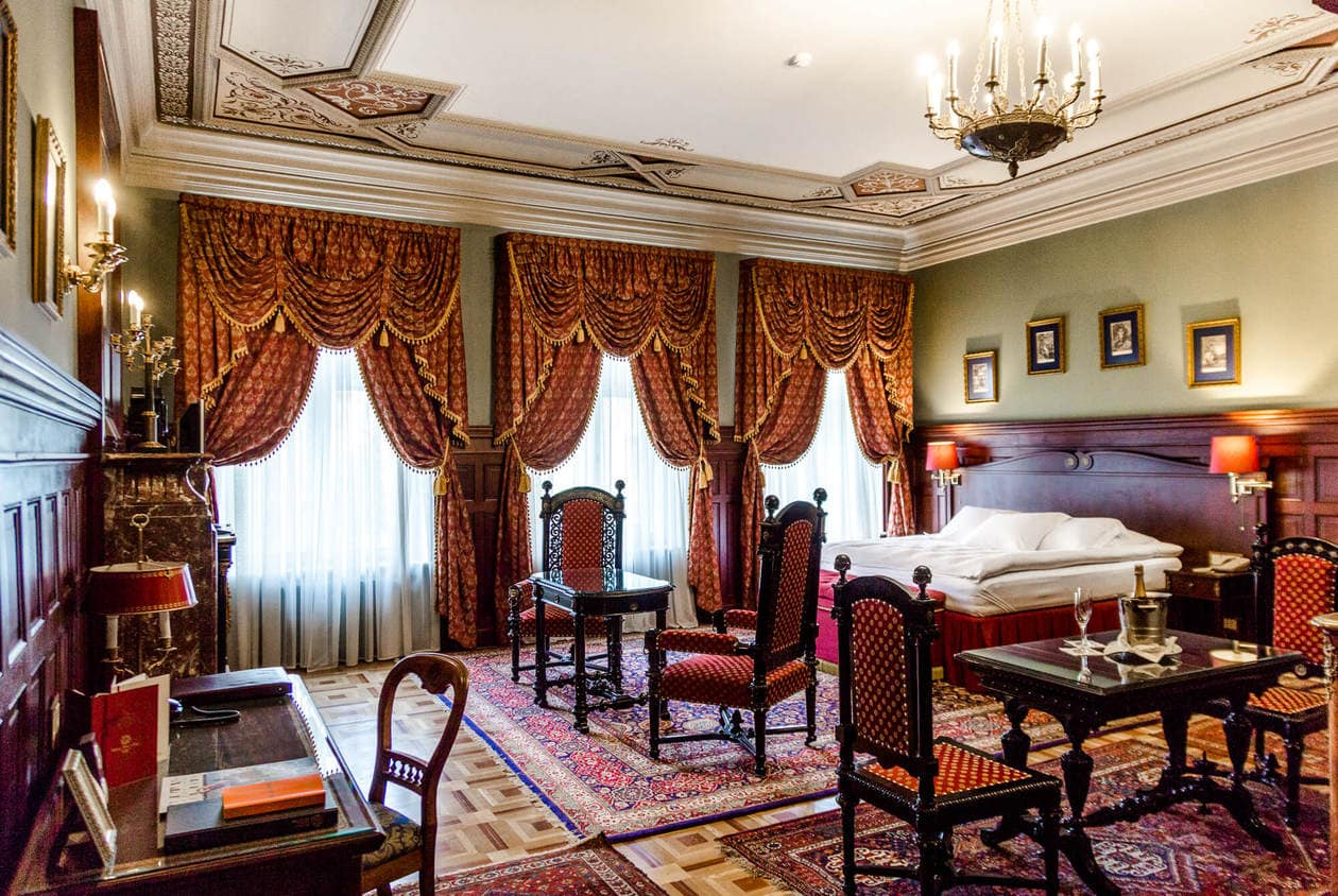 Gallery Park Hotel and Spa in Riga, Latvia - Royal Suite