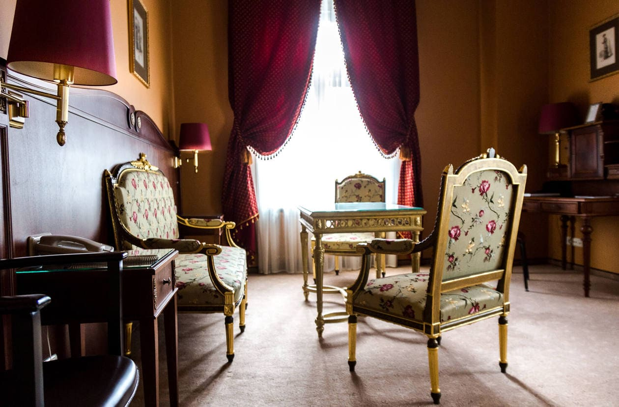 Gallery Park Hotel and Spa in Riga, Latvia - Gallery Suite