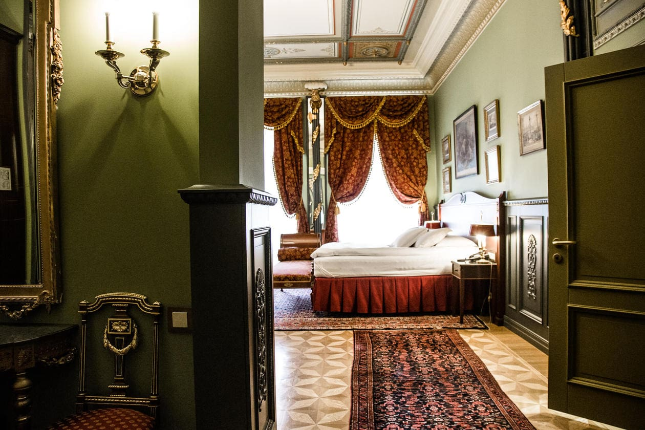 Gallery Park Hotel and Spa in Riga, Latvia - Imperial Suite
