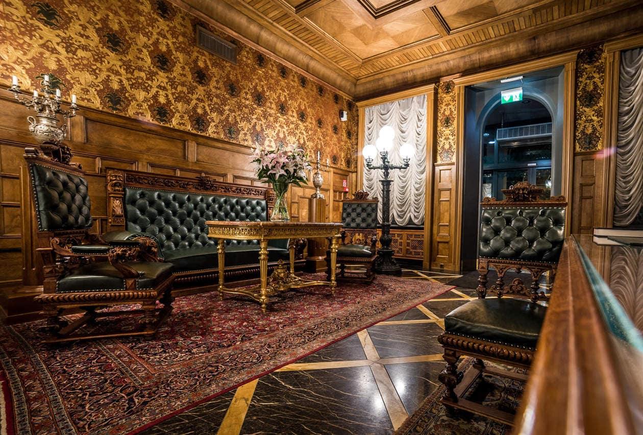 Gallery Park Hotel and Spa in Riga, Latvia - Luxury Riga Hotel