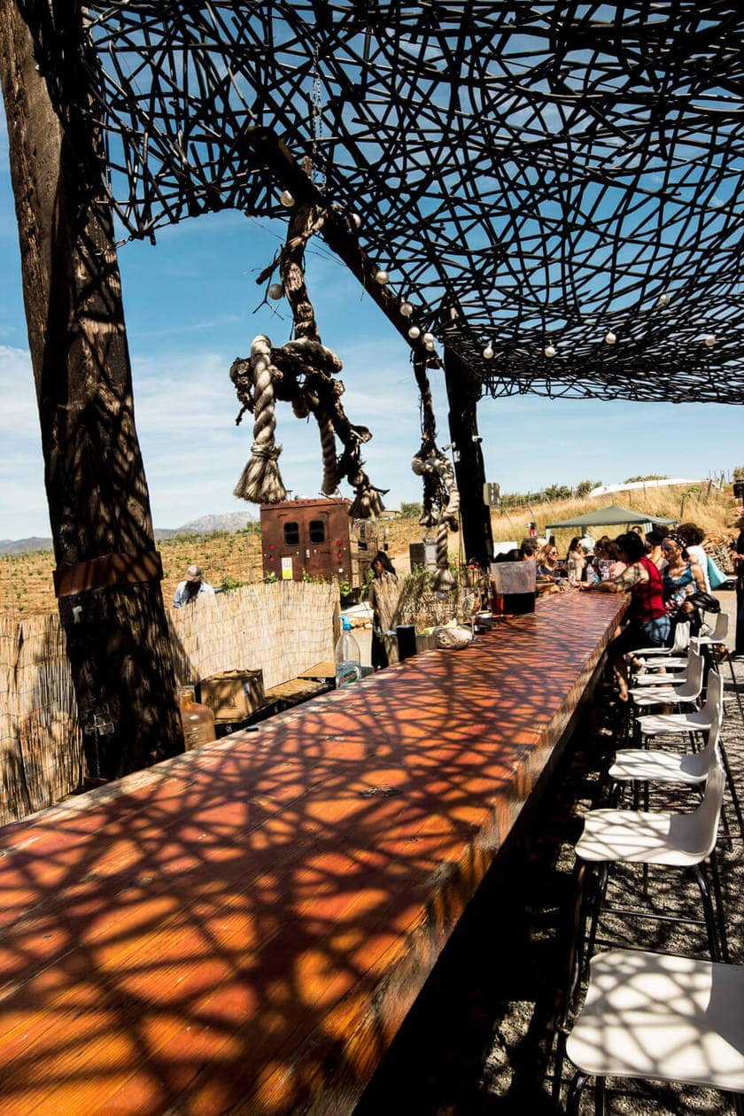 Net Winery in Ensenada   Unique Valle de Guadalupe Wineries