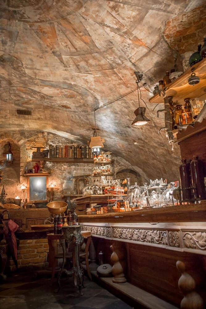Black Magic Bar Riga Latvia