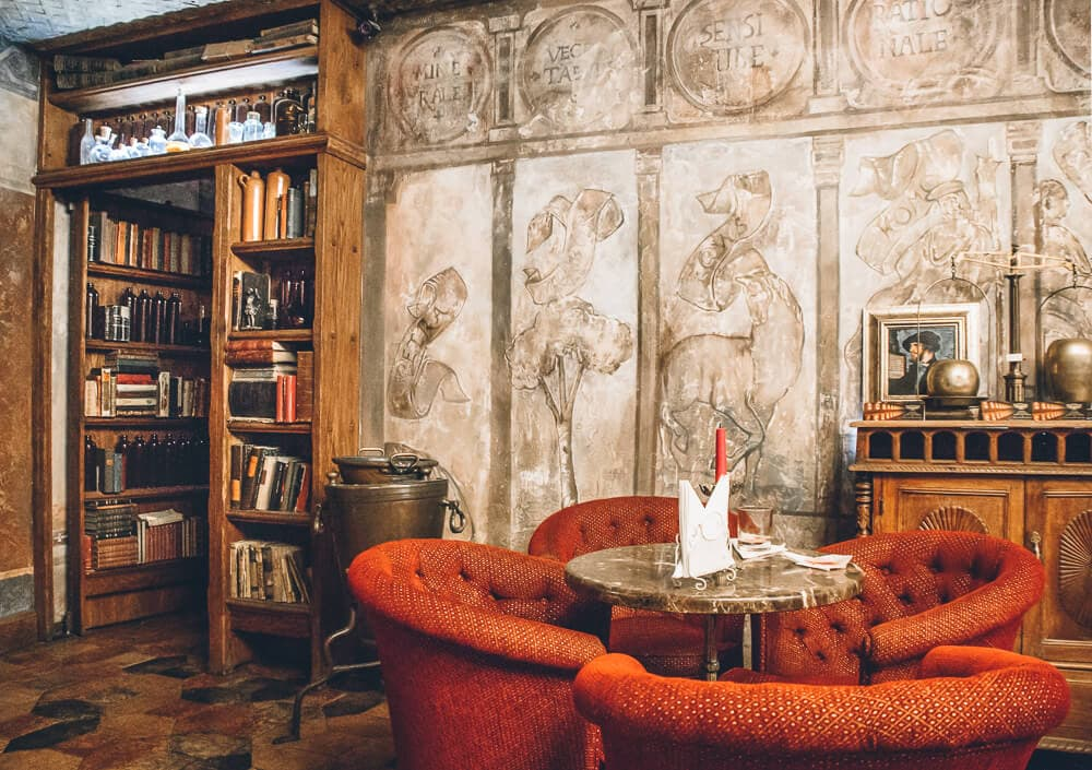 Riga Black Magic: Secret Bookshelf