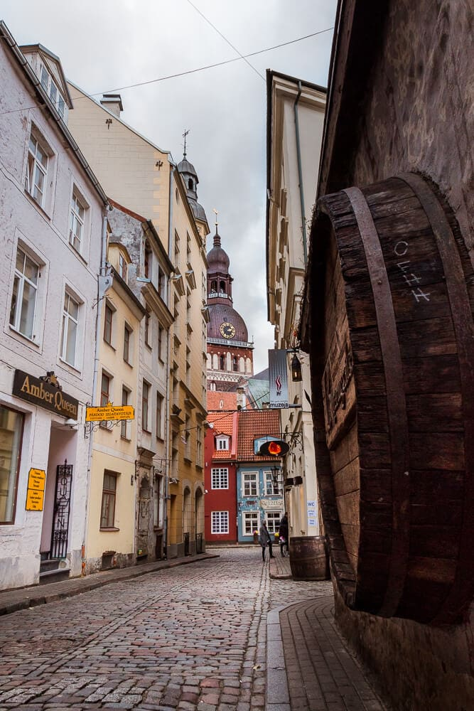 20 Pictures of Riga to Inspire You to Visit // Old Town