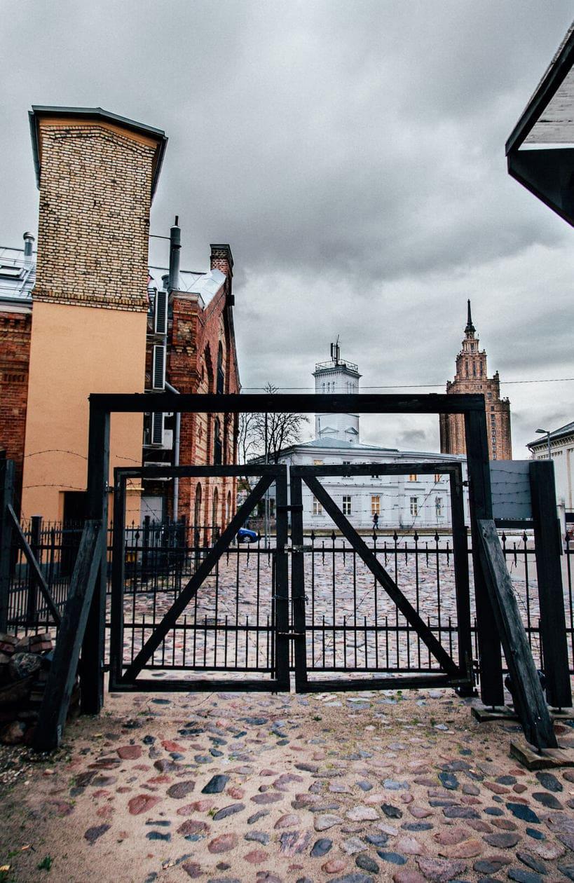 The Riga Ghetto and Latvian Holocaust Museum