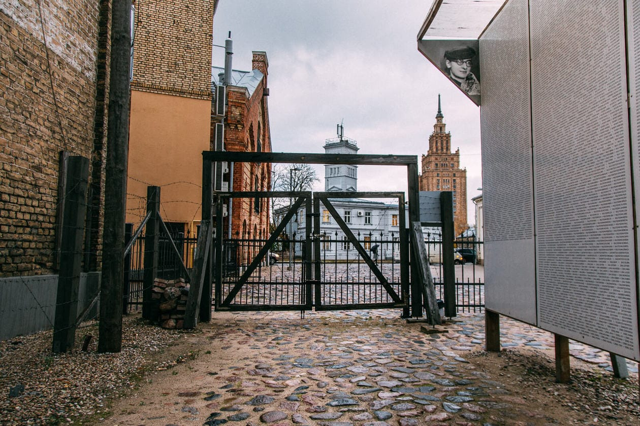 What to do in Riga // Visit a Museum