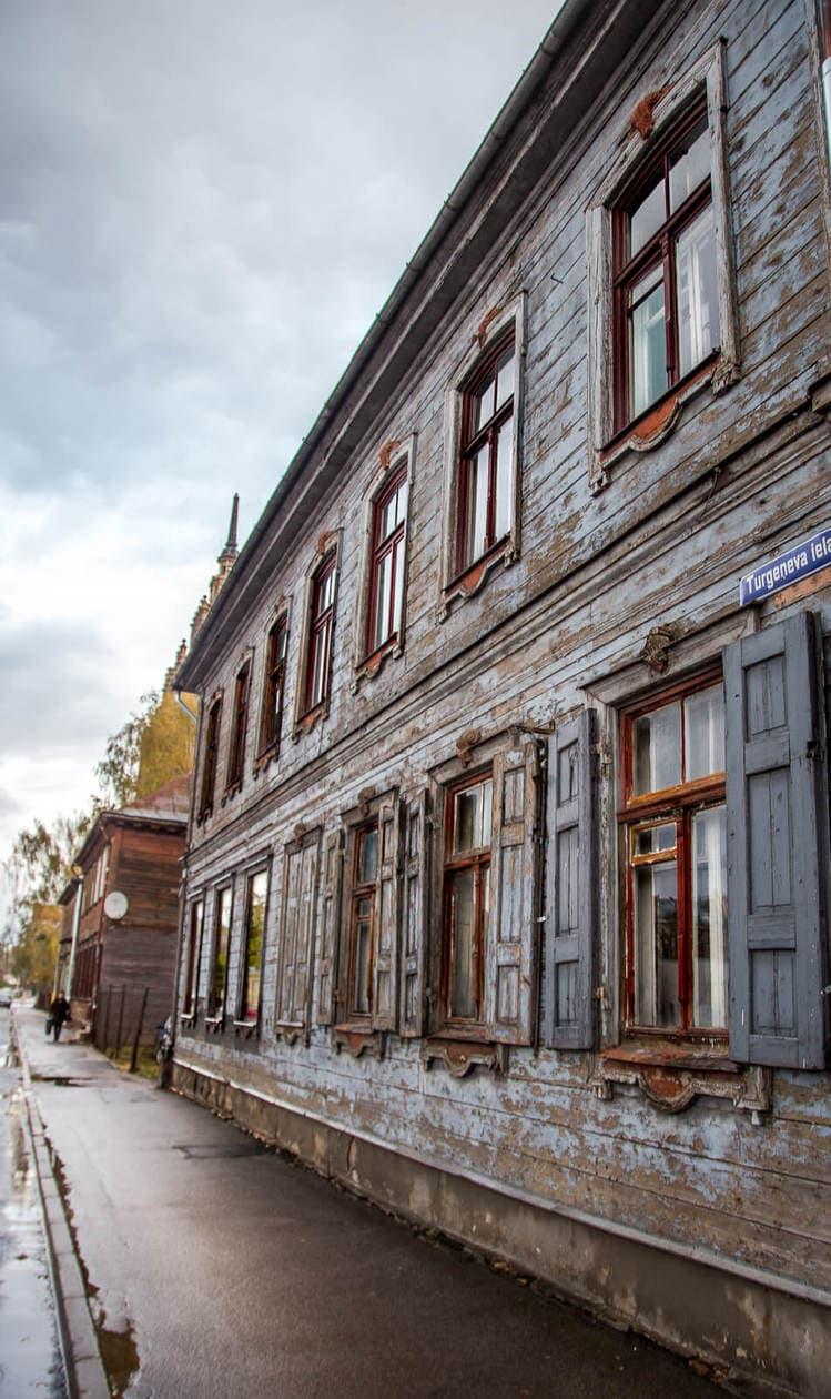 What to do in Riga // Walk Around the Old Riga Ghetto