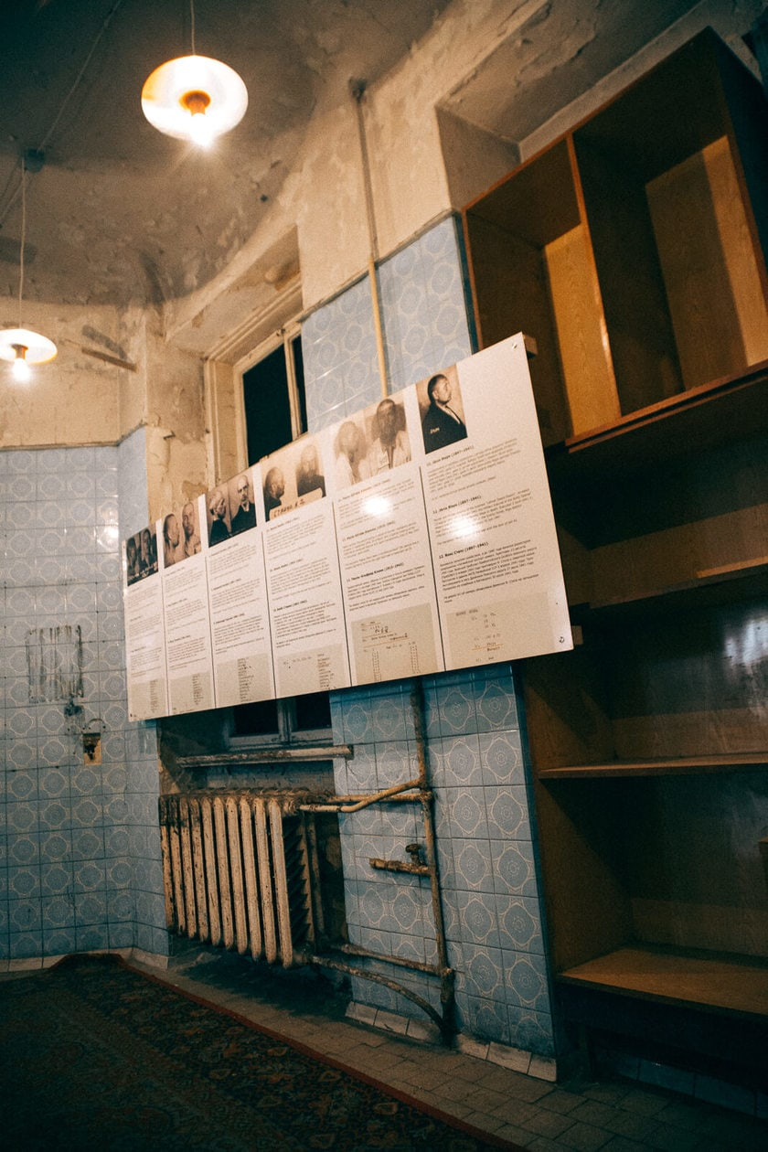 What to do in Riga // KGB Corner House