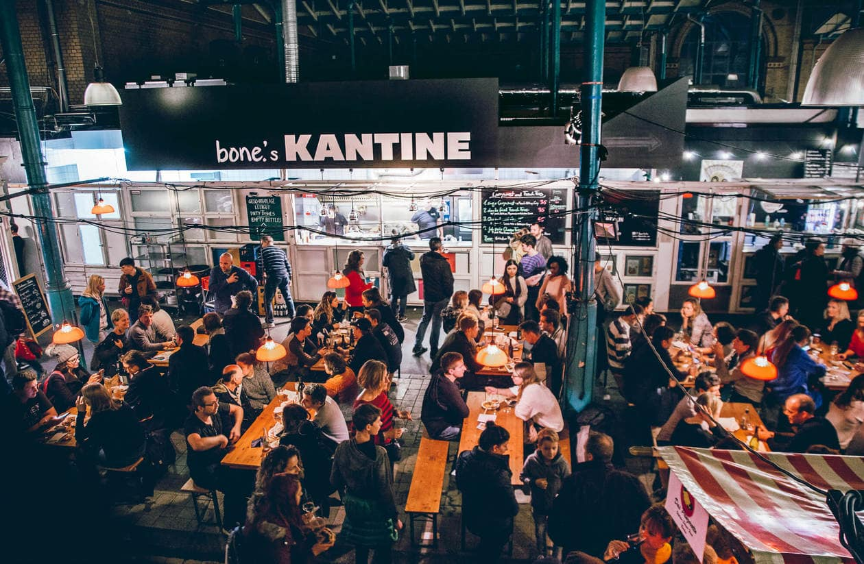Street Food Thursday at Markthalle Neun | Bone Berlin