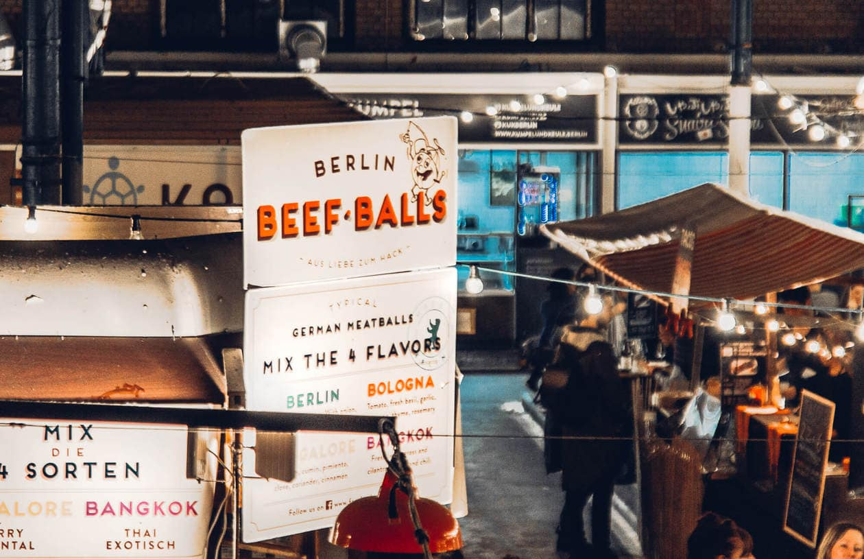 Street Food Thursday at Markthalle Neun | Berlin Food Market