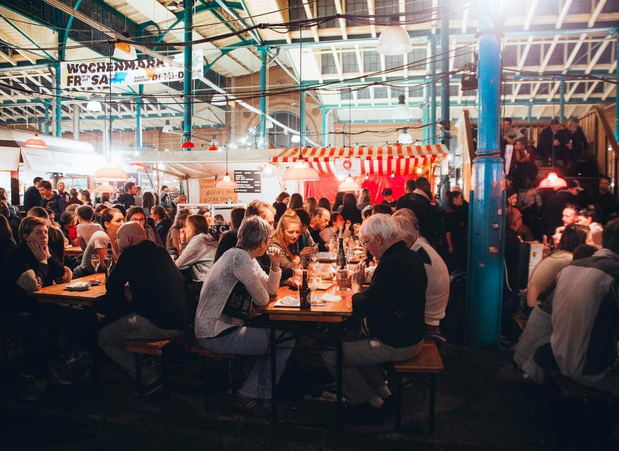 Street Food Thursday at Markthalle Neun | Where to Eat in Berlin