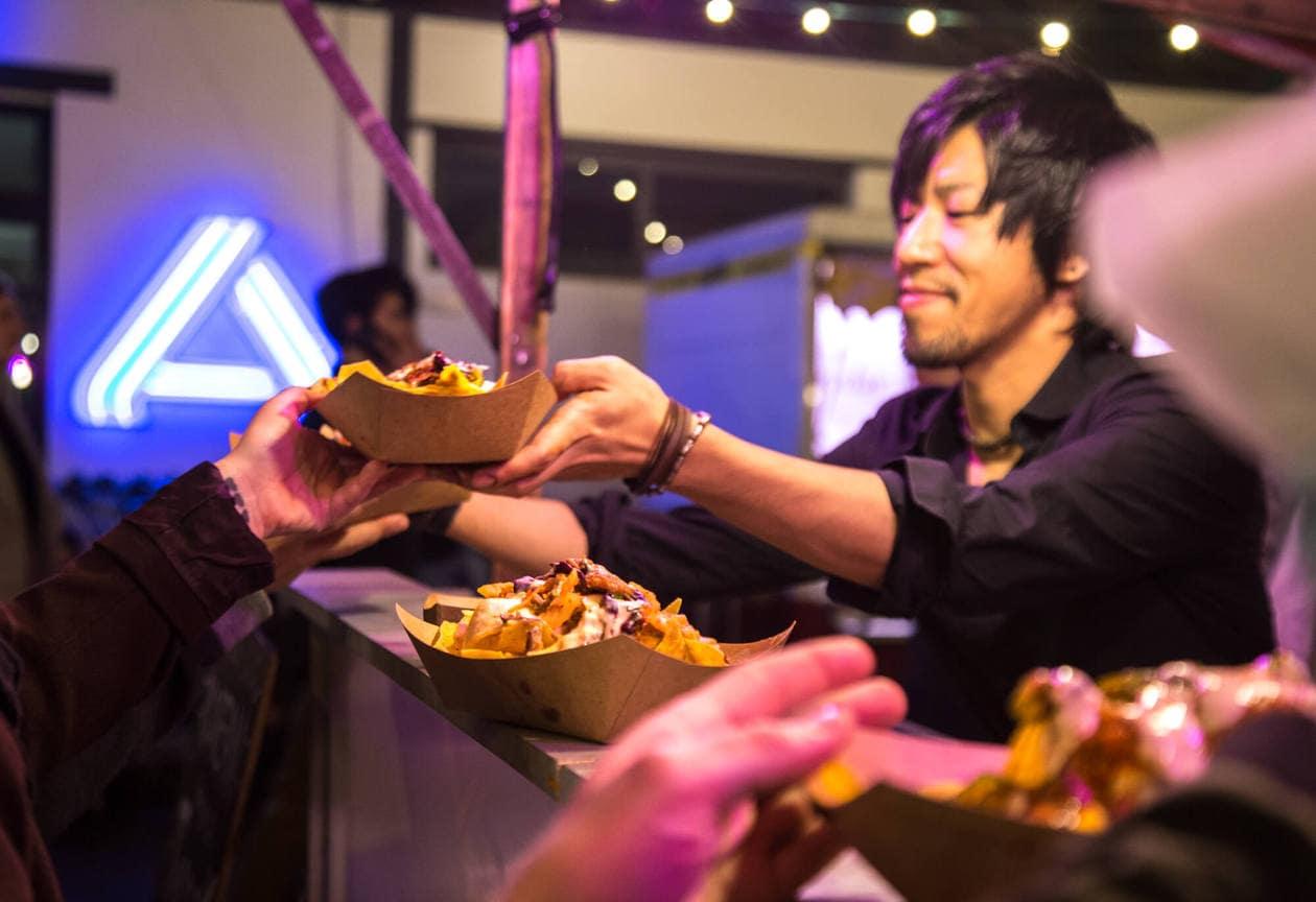 Street Food Thursday at Markthalle Neun | Kimchi Nachos in Berlin