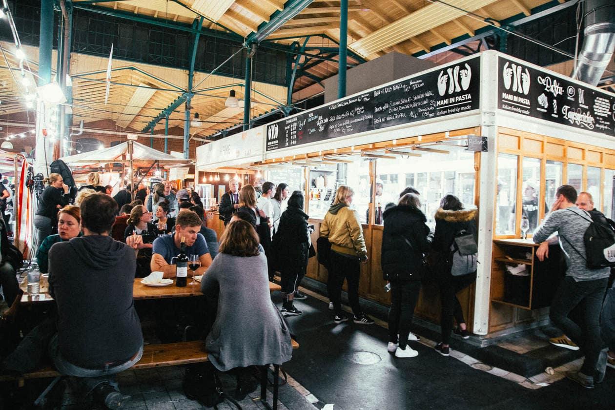 Street Food Thursday at Markthalle Neun | Food Market in Berlin