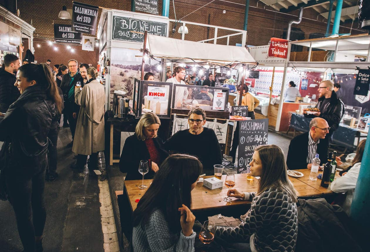 Street Food Thursday at Markthalle Neun | Where to Eat in Berlin