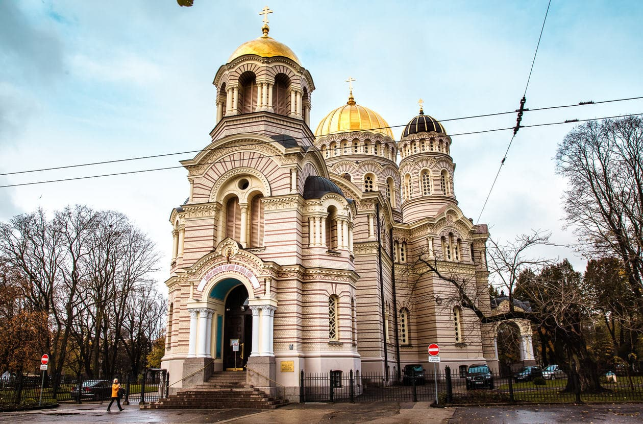 20 Pictures of Riga to Inspire You to Visit // Nativity Cathedral