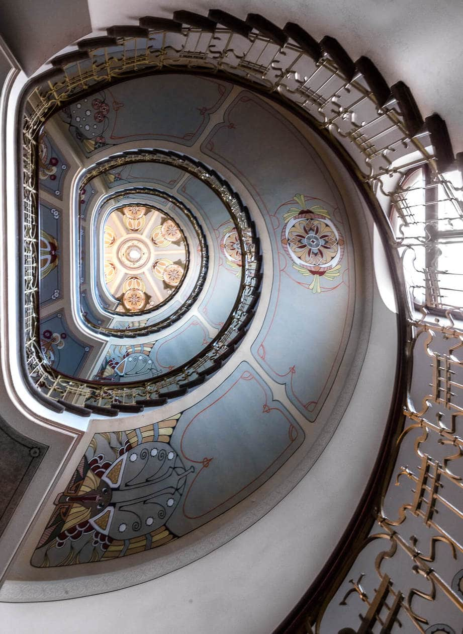 20 Pictures of Riga to Inspire You to Visit // Art Nouveau Museum