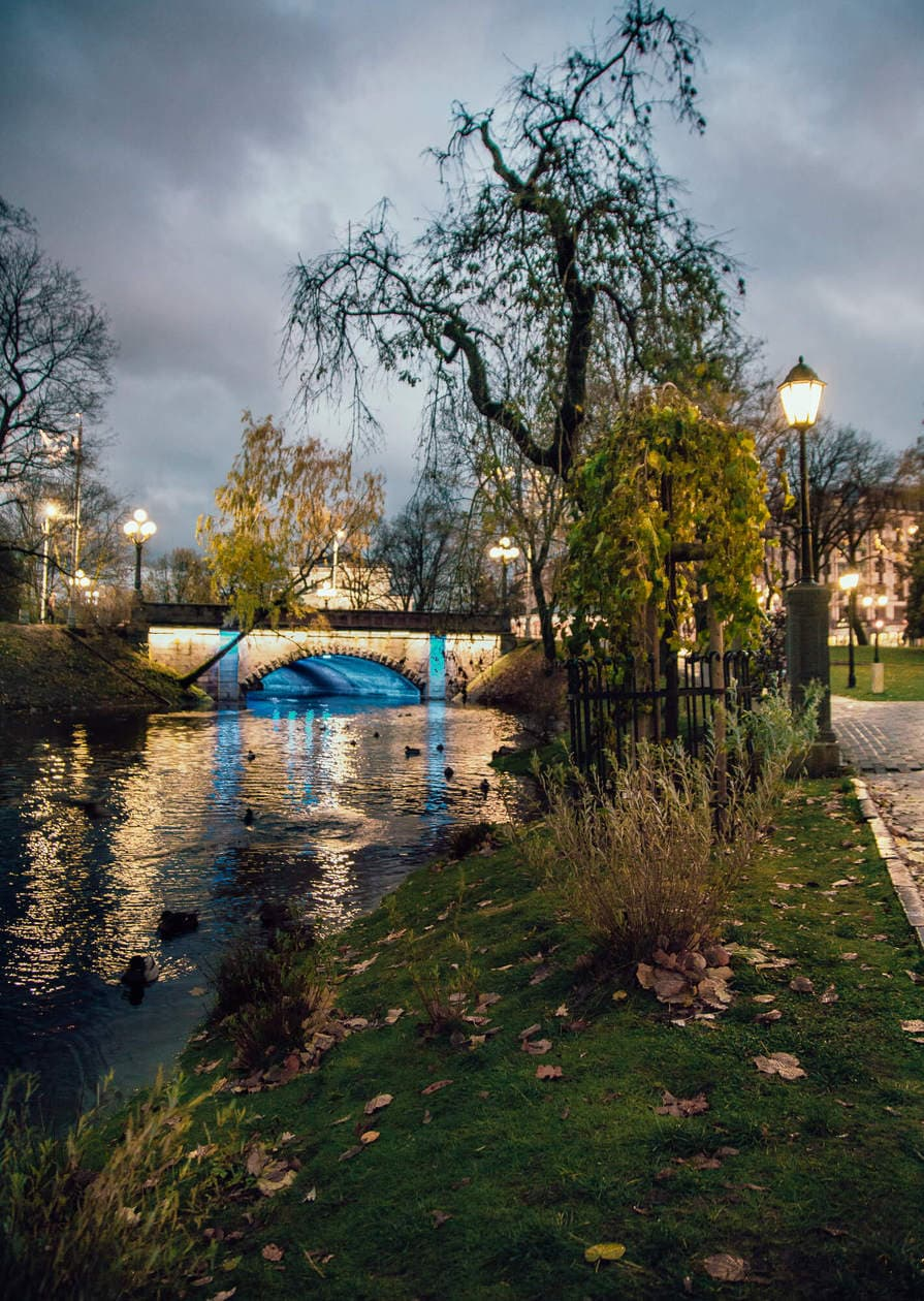 20 Pictures of Riga to Inspire You to Visit // Vermanes Park