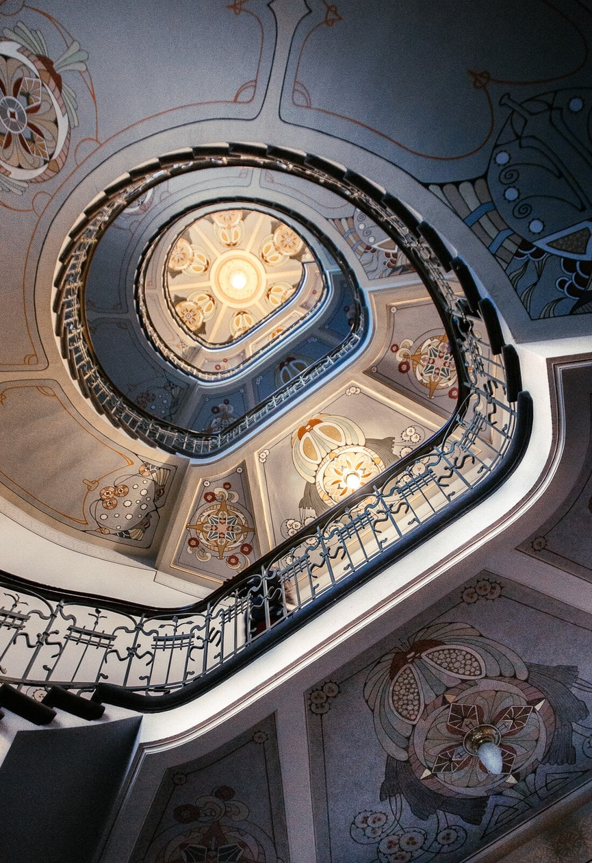 What to do in Riga // Art Nouveau Museum