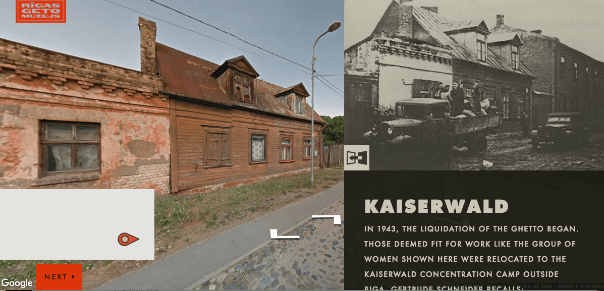 WWII in Europe: The Riga Ghetto Tour