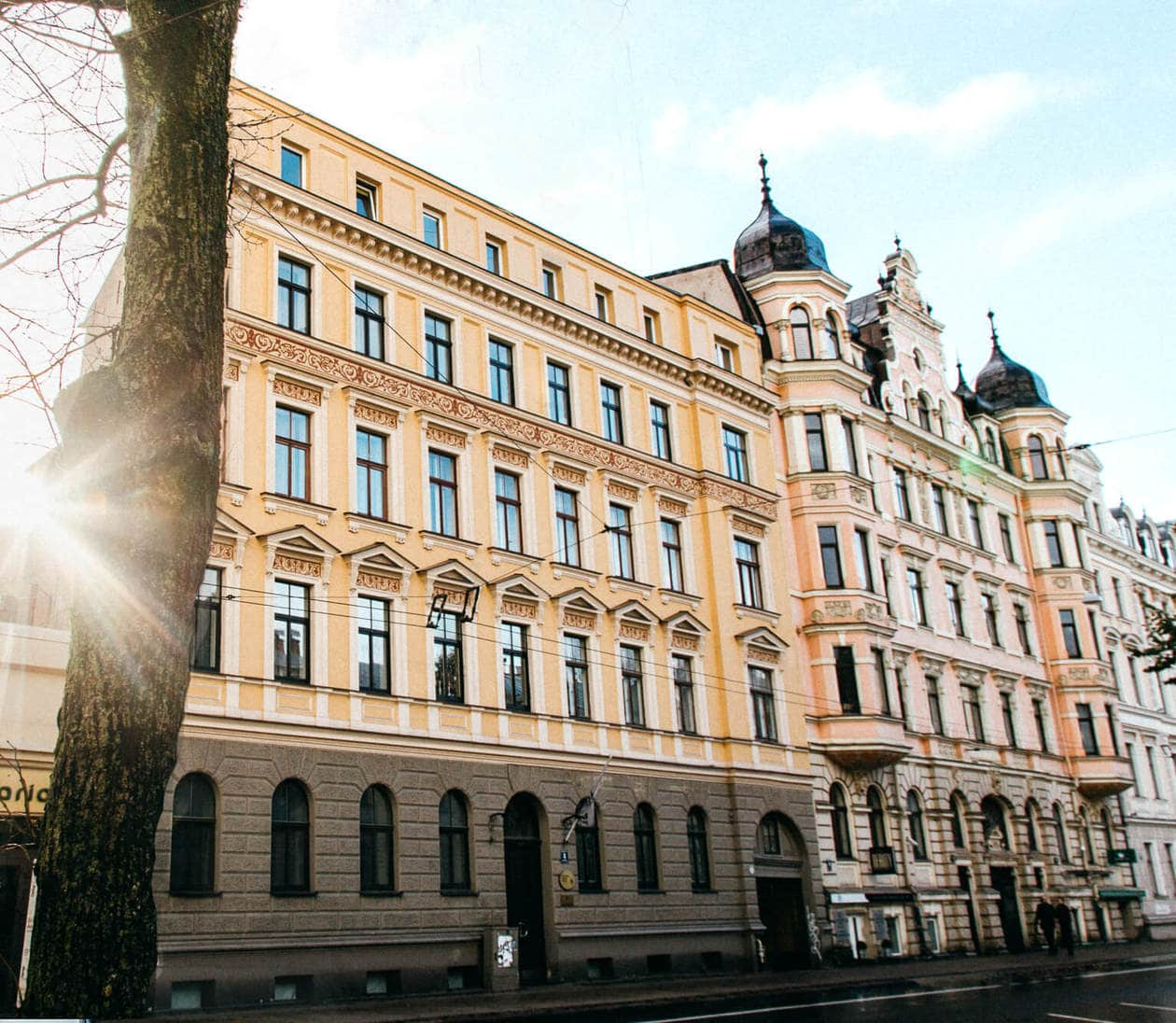 20 Pictures of Riga to Inspire You to Visit // Art Nouveau
